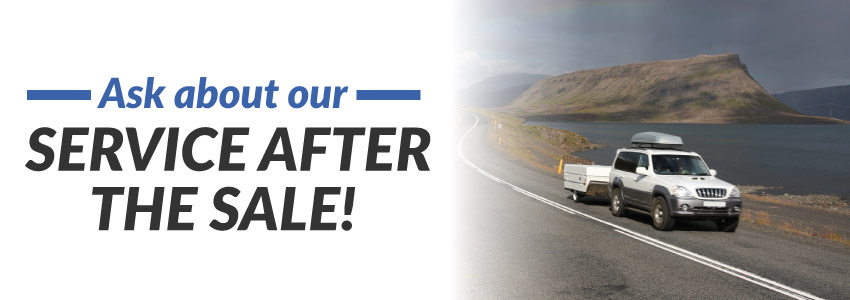 Ask about Steve Chapman Motors' service after the sale!